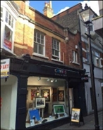 400 SF High Street Shop for Rent  |  3 Golden Court, Richmond, TW9 1EU