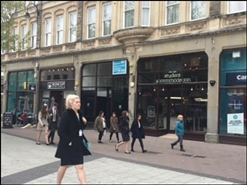 563 SF High Street Shop for Rent  |  97 Queen Street, Cardiff, CF10 2BG
