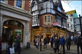 1,005 SF High Street Shop for Rent  |  51 High Street, Winchester, SO23 9BX