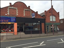 2,214 SF High Street Shop for Rent  |  75 Chester Road, Deeside, CH5 1BZ