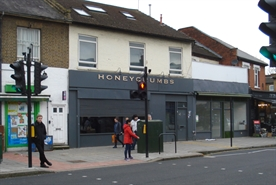 1,380 SF High Street Shop for Rent  |  25 St Johns Road, Isleworth, TW7 6NB