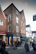 592 SF High Street Shop for Rent  |  12 Silver Street, Durham, DH1 3RB