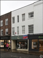 818 SF High Street Shop for Rent  |  36 East Street, Chichester, PO19 1HS