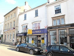 700 SF High Street Shop for Rent  |  96A High Street, Honiton, EX14 1JW