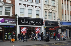 875 SF High Street Shop for Rent  |  9 Cheapside, Wood Green, N22 6HH