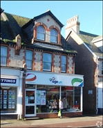 242 SF High Street Shop for Rent  |  34 Hyde Road, Paignton, TQ4 5BY