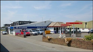 1,500 SF Out of Town Shop for Rent  |  Barras Lane Garage, Guernsey, GY6 8EH