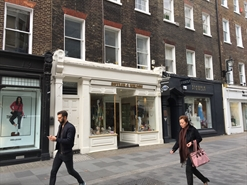 652 SF High Street Shop for Rent | 20 South Molton Street, London, W1K 5QY