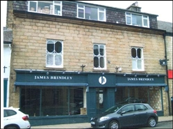 1,032 SF High Street Shop for Rent  |  18 - 22 Albert Street, Harrogate, HG1 1JT