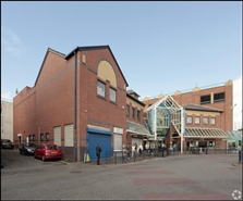 22,100 SF Shopping Centre Unit for Rent   Friarsgate Mall, Grimsby, DN31 1ED