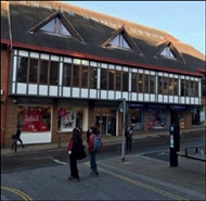 3,204 SF High Street Shop for Rent  |  12C North Street, Guildford, GU1 4AF