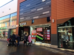 3,941 SF Shopping Centre Unit for Rent  |  G2, Trinity Walk Shopping Centre, Wakefield, WF1 1QU