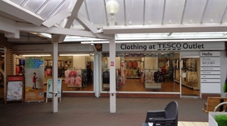 2,012 SF High Street Shop for Rent  |  Unit 1-2, Tesco Superstore, Bedford, MK41 0SE