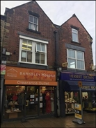 467 SF High Street Shop for Rent  |  57 High Street, Mexborough, S64 9AB