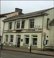 1,420 SF High Street Shop for Sale  |  Former Lloyds Bank, Ivybridge, PL21 0PU