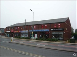 834 SF High Street Shop for Rent  |  Unit 6, Lambourne House, Burntwood, WS7 2BX