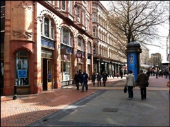 1,053 SF High Street Shop for Rent  |  Caxtongate, Birmingham, B2 5EE