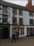 596 SF High Street Shop for Rent  |  7 Market Place, Poulton Le Fylde, FY6 7AS