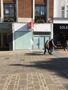 1,458 SF High Street Shop for Rent  |  74 North End, Croydon, CR0 1UJ