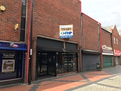890 SF High Street Shop for Rent  |  The Clock Tower, Nottingham, NG6 8HA