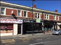 694 SF High Street Shop for Rent  |  38 - 40 Park View, Whitley Bay, NE26 2TH