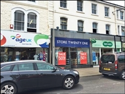 1,214 SF High Street Shop for Rent  |  Floyds Corner, Minehead, TA24 5NL