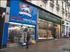1,217 SF High Street Shop for Rent  |  66 North Street, Brighton, BN1 1RH