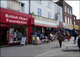 1,737 SF High Street Shop for Rent  |  217 - 219 High Street, West Bromwich, B70 7QZ