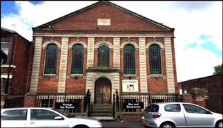 3,026 SF High Street Shop for Sale | The Church, Stoke On Trent, ST1 2JS