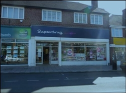 2,244 SF High Street Shop for Rent  |  185 Stratford Road, Shirley, B90 3AU