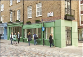 633 SF High Street Shop for Rent  |  Monmouth House, London, WC2H 9DG