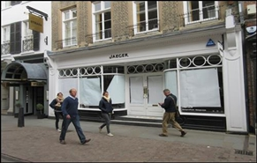 4,006 SF High Street Shop for Rent  |  Blue Boar Court, Cambridge, CB2 1TB