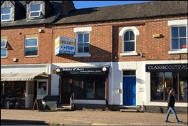 752 SF High Street Shop for Rent  |  24B High Street, Nottingham, NG11 6EA