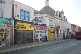 897 SF High Street Shop for Rent  |  42 London Road, Portsmouth, PO2 0LN