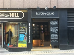 190 SF High Street Shop for Rent | 1a Bedford Street, London, WC2E 9HH