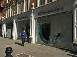1,137 SF High Street Shop for Rent  |  23-25 Kings Road, London, SW3 4RP