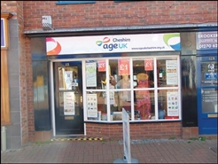 543 SF High Street Shop for Rent  |  12 Pepper Street, Nantwich, CW5 5AB