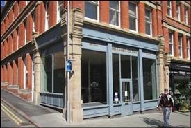 1,217 SF High Street Shop for Rent  |  60 Derby Road, Nottingham, NG1 5FD