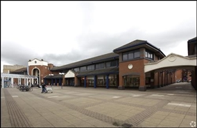 1,001 SF Shopping Centre Unit for Rent  |  Unit 20, Rivergate Shopping Centre, Peterborough, PE1 1EJ