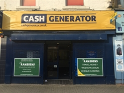1,121 SF High Street Shop for Rent  |  68 Commercial Street, Brighouse, HD6 1AQ