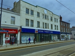5,262 SF High Street Shop for Rent  |  68 - 74 Lord Street, Fleetwood, FY7 6DS