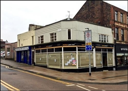 618 SF High Street Shop for Rent  |  49 Piccadilly, Stoke On Trent, ST1 1HP