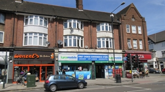 1,615 SF High Street Shop for Rent   15-17 The Broadway, Mill Hill, NW7 3LN