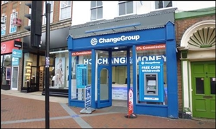 344 SF High Street Shop for Rent  |  3 - 3A Broad Street, Reading, RG1 2BH