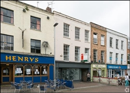 580 SF High Street Shop for Rent  |  48 High Street, Taunton, TA1 3PR