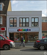981 SF High Street Shop for Rent  |  29 Hill Avenue, Amersham, HP6 5BX
