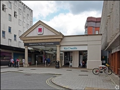 1,765 SF Shopping Centre Unit for Rent  |  31 Obelisk Way, The Square, Camberley, GU15 3SG