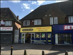 2,459 SF Out of Town Shop for Rent  |  110 Castle Square, Birmingham, B29 5PT