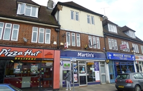 652 SF High Street Shop for Rent  |  12 Beech Road, St Albans, AL3 5AS