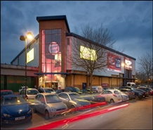 3,095 SF Retail Park Unit for Rent  |  Unit 5b, Chiquito Restaurant, Dagenham, RM9 6UQ